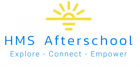 Hunt Afterschool Logo - Explore, Connect, Empower